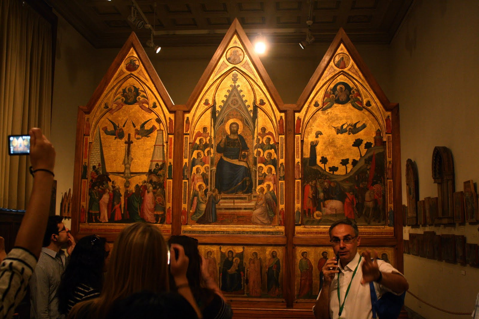 Giotto Tryptic