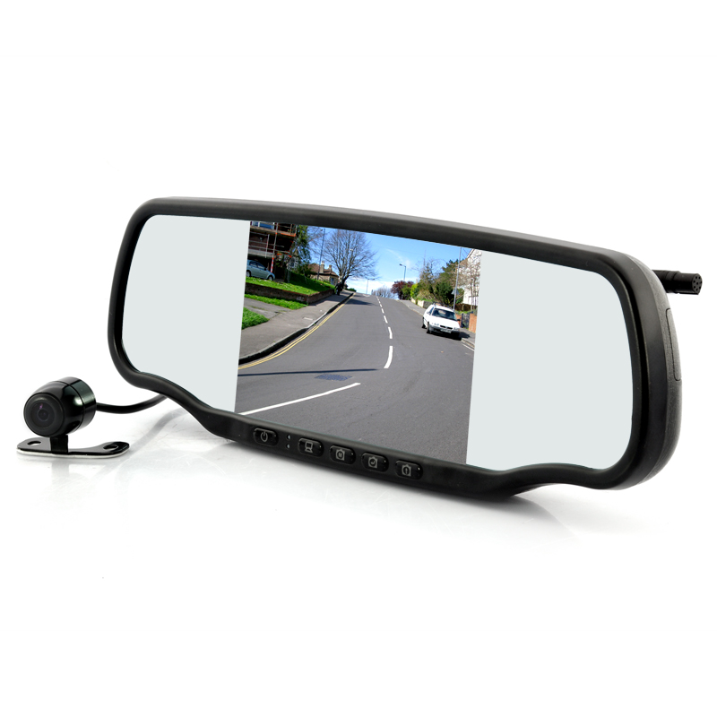 Chinavasion Rear View Mirror Cam